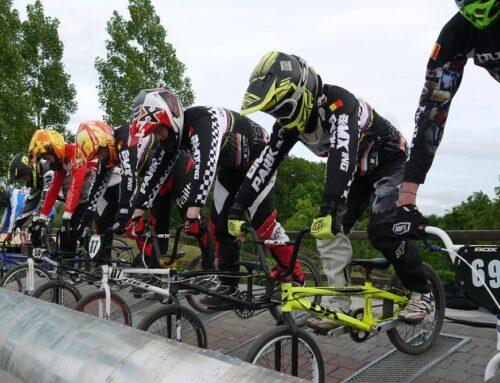 Le BMX offre des pistes de reprise