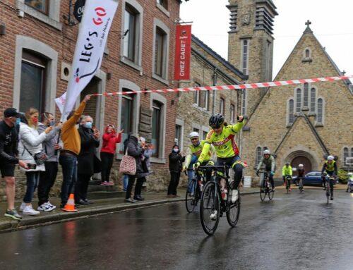 Delphine Thirifays a bouclé son Giro